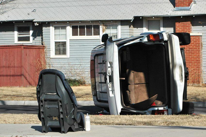 SUV Car Accident Rollover Injury Lawyers Syracuse