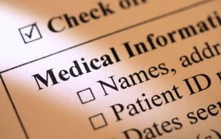 Syracuse personal injury lawyer medical records
