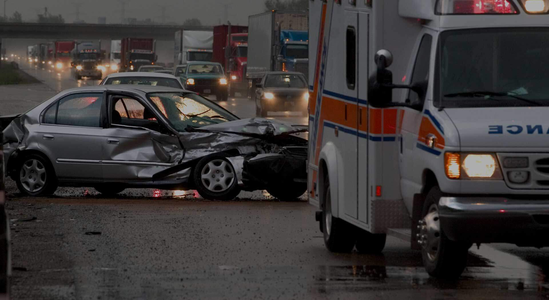 Car Accident Personal Injury Lawyer Syracuse