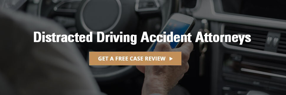 Distracted driving accident injury lawyers syracuse ny