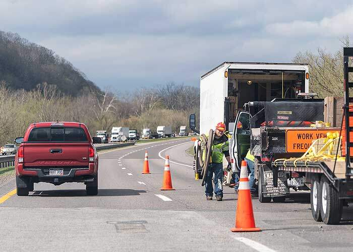 Work Zone Safety Awareness - Syracuse, NY
