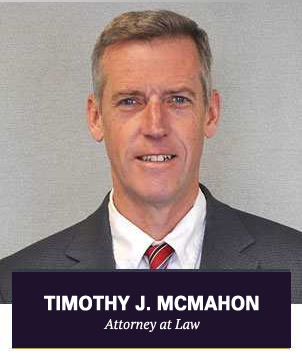 Timothy McMahon Attorney Syracuse