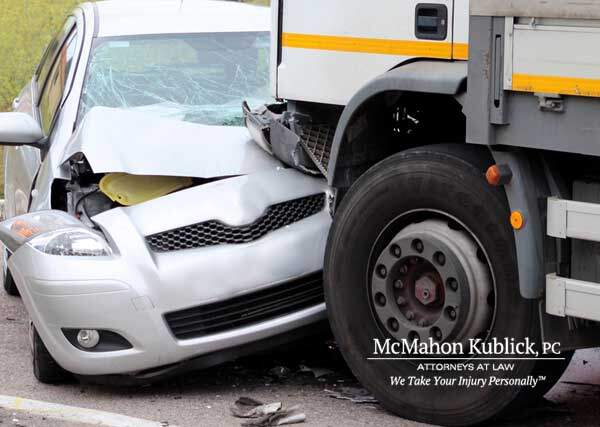 truck collision accident injury attorneys syracuse ny