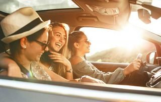 Car Accidents - Teen Drivers and Passengers